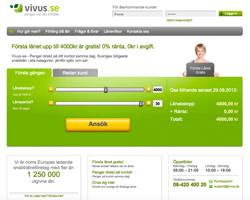 Vivus utbetalning - när kommer pengarna från Vivus?