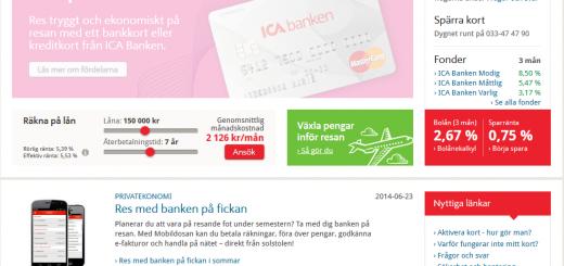 ICABanken.se