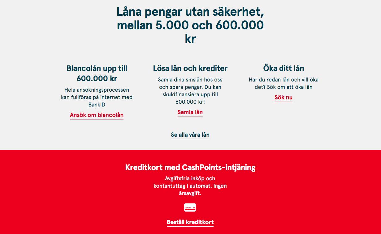 Bank Norwegian tar UC men man kan låna snabbt och enkelt utan säkerhet!