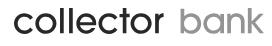 Är det möjligt hos Collector easyliving höja kredit på ens konto?