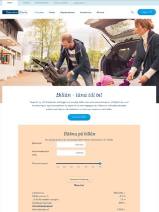 Danske Bank båtlån är ett lån som riktar sig till båtköpare!