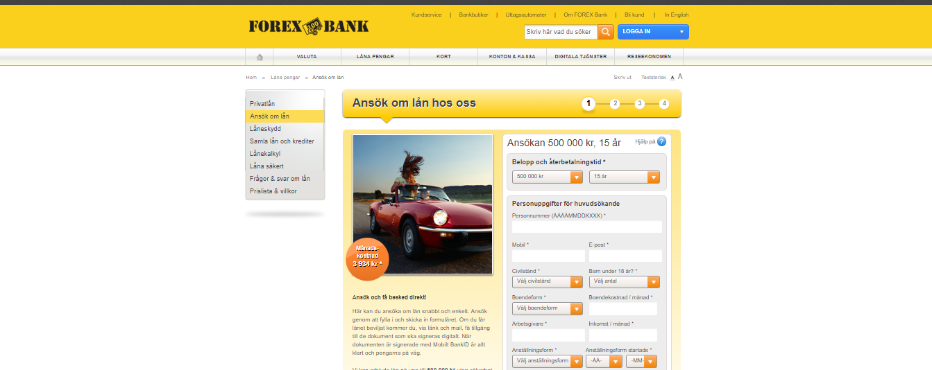 Forex bank ab kommunikation
