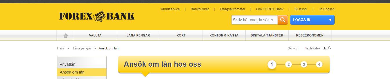 Forex bank stockholm är ett av många städer i Sverige där Forex har kontor!