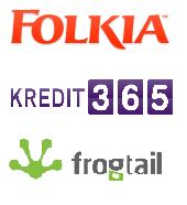 Lån hos Folkia, Frogtail och Kredit365 samtidigt?