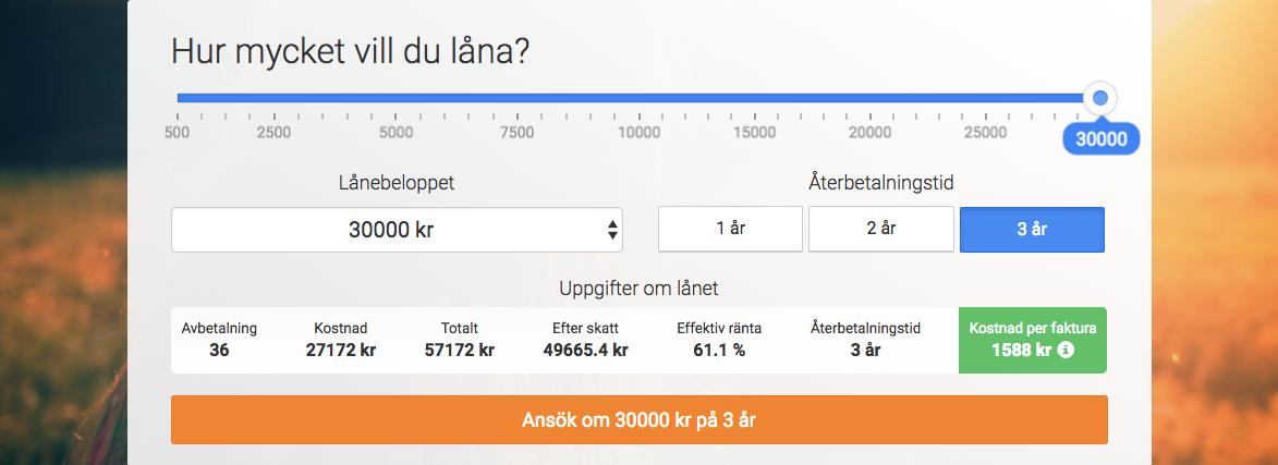 Meddelandelån höjer lånegräns - låna 30 000 kr utan uc kontroll svar direkt!