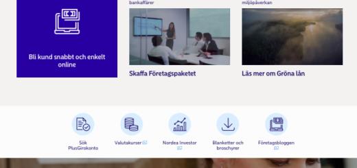 Vad har Nordea företagslån för omdöme av sina tidigare kunder?