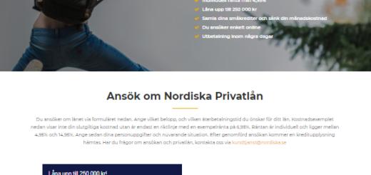 Använder Nordiska privatlån UC vid sin kreditupplysning?