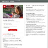 Santander bank har flera olika lån som de kan erbjuda kunderna att välja mellan!