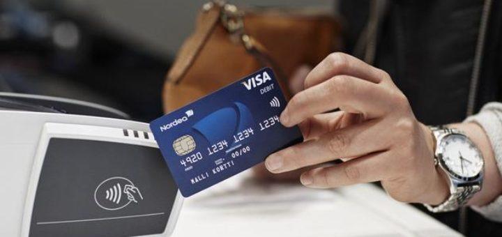 Spärra kort Nordea online, utomlands & internetbank