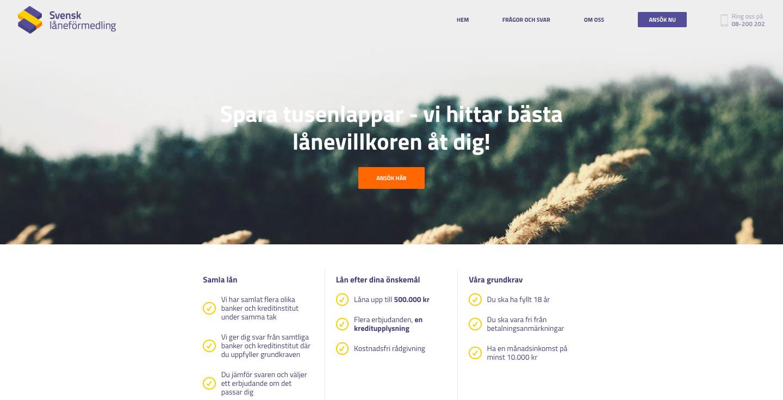 Använder Svensk Låneförmedling UC vid sina kreditupplysingar?
