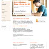 Är det möjligt att låna privatlån hos Swedbank utan UC?