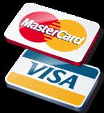 Visakort - Mastercard