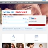 Wasa Kredit AB är en stor långivare på den svenska marknaden!