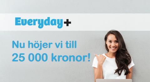 everydayplus låna 25 000 kr utan uc