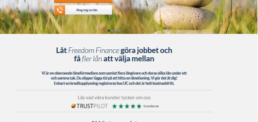 www.freedomfinance.se