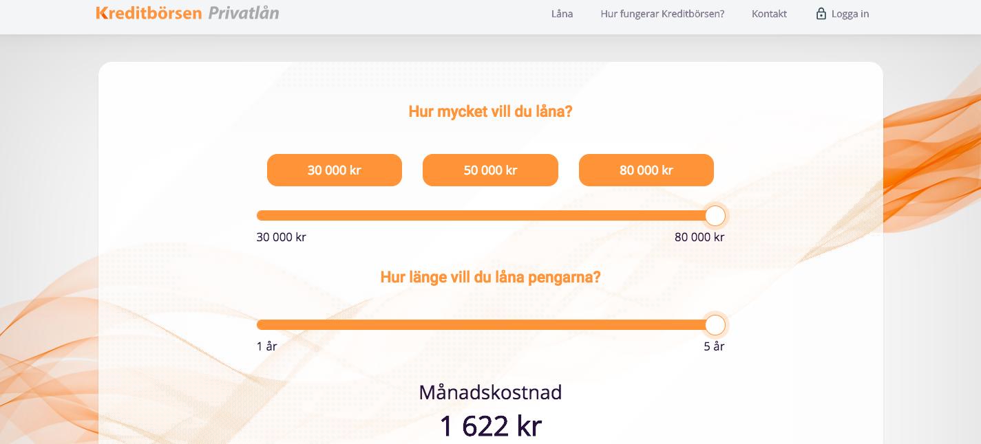 Kreditbörsen Sverige AB är lånföretaget för dig som söker P2P lån!