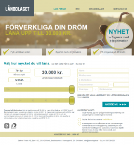 www.lånbolaget.se