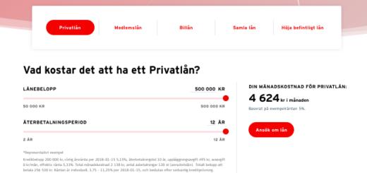 lån & spar bank sverige är en ny filial i norden!