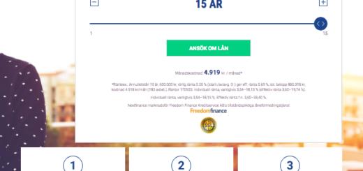 Nextfinance vill ha kontakt med sina kunder och hålla den smidig och simpel!