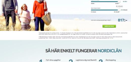 Ta kontakt med Nordiclån enkelt och kvickt för att förstå mer om de olika lånemöjligheterna!