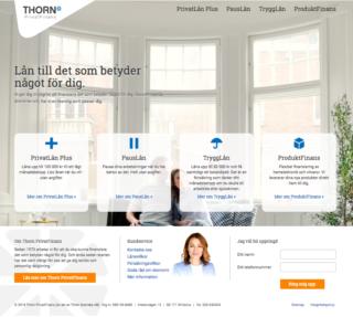 Kom enkelt i kontakt med Thorn för att ta reda på hur du kan ta ditt lån idag!