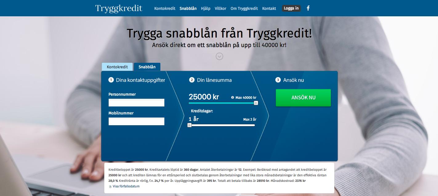 Använder Tryggkredit UC vid sina kreditupplysningar?